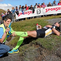 Avoiding muscle cramps