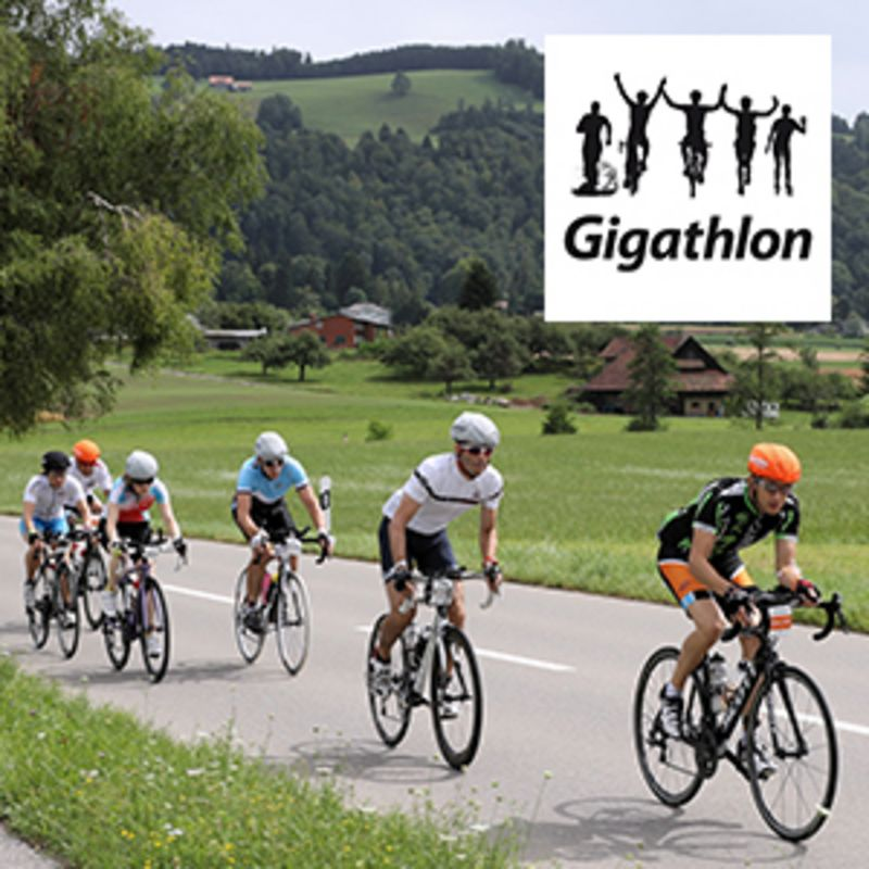 Gigathlon Switzerland