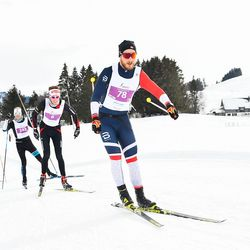 Nutrition Cross-Country Skiing