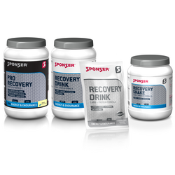 Recovery drinks