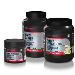 Weight Gainer Package